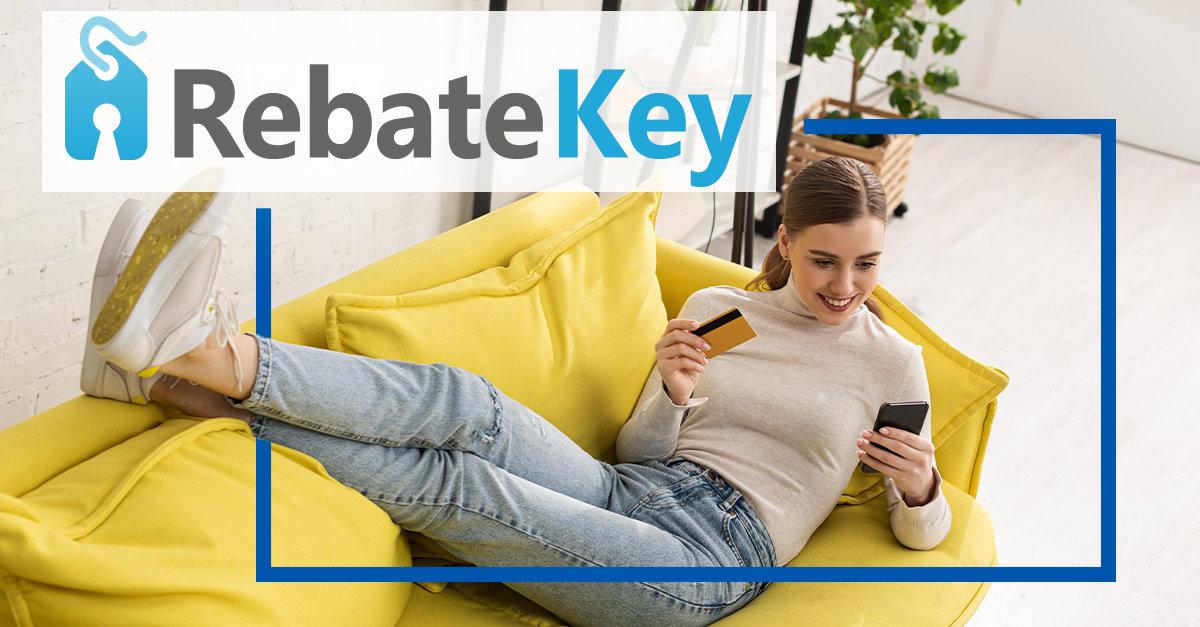 Cash Back Rebates Online - RebateKey